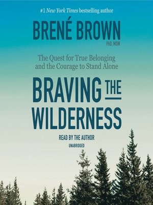 cover image of Braving the Wilderness