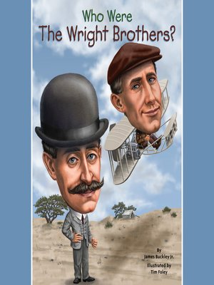 cover image of Who Were the Wright Brothers?