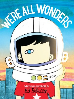cover image of We're All Wonders
