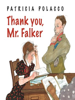 cover image of Thank You, Mr. Falker