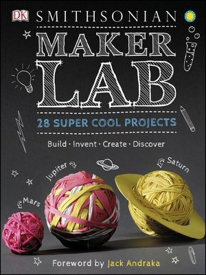 cover image of Maker Lab