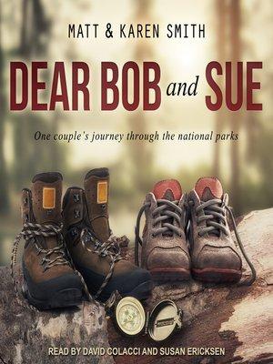 cover image of Dear Bob and Sue