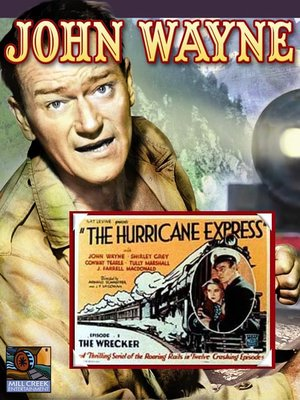 Cover image for The Hurricane Express