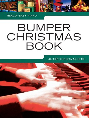 cover image of Really Easy Piano Bumper Christmas, Book