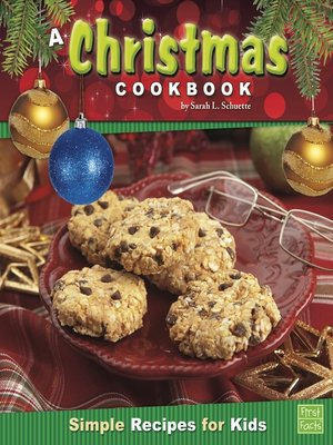 cover image of A Christmas Cookbook
