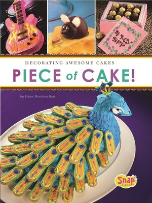 cover image of Piece of Cake!