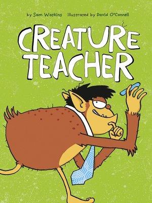 cover image of Creature Teacher