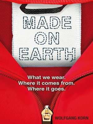 cover image of Made on Earth