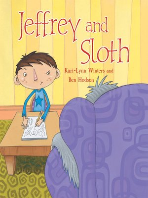 cover image of Jeffrey and Sloth