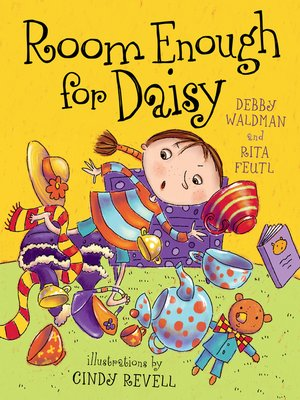 cover image of Room Enough for Daisy