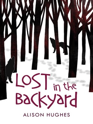 cover image of Lost in the Backyard