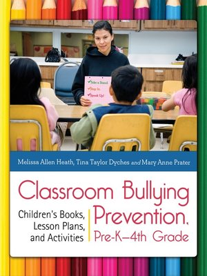cover image of Classroom Bullying Prevention, Pre-K–4th Grade