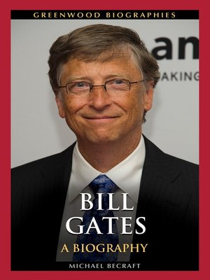 cover image of Bill Gates