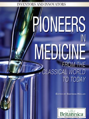cover image of Pioneers in Medicine