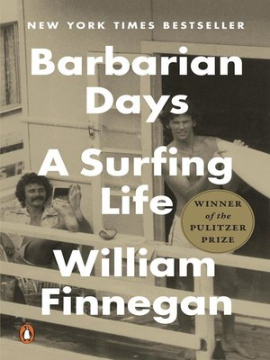 cover image of Barbarian Days