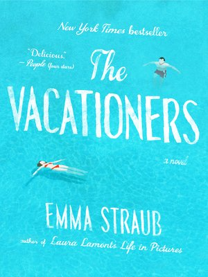 cover image of The Vacationers