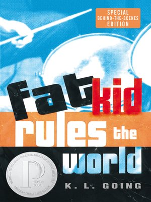 cover image of Fat Kid Rules the World