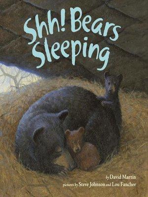 cover image of Shh! Bears Sleeping