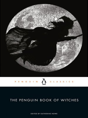 cover image of The Penguin Book of Witches