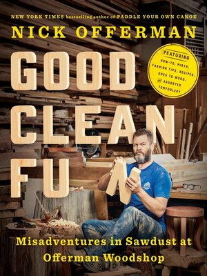 cover image of Good Clean Fun