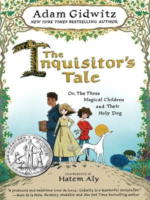 cover image of The Inquisitor's Tale