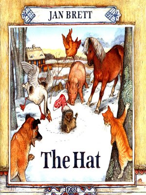cover image of The Hat