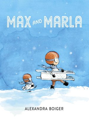 cover image of Max and Marla