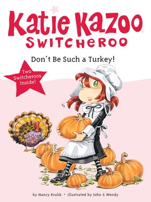cover image of Don't Be Such a Turkey!