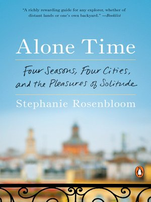 cover image of Alone Time