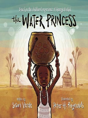 cover image of The Water Princess