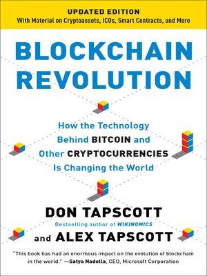 cover image of Blockchain Revolution