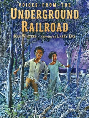 cover image of Voices from the Underground Railroad