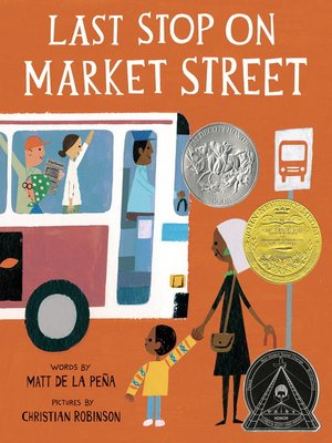 cover image of Last Stop on Market Street