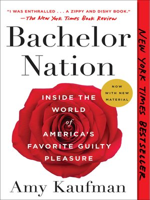 cover image of Bachelor Nation