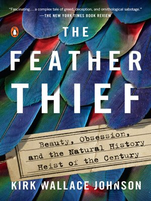 cover image of The Feather Thief