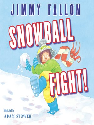cover image of Snowball Fight!