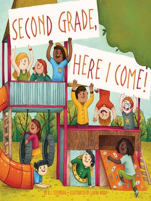 cover image of Second Grade, Here I Come!