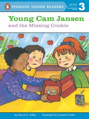 cover image of Young Cam Jansen and the Missing Cookie