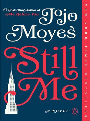 cover image of Still Me--A Novel