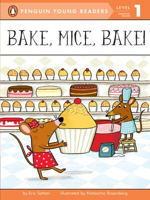 cover image of Bake, Mice, Bake!
