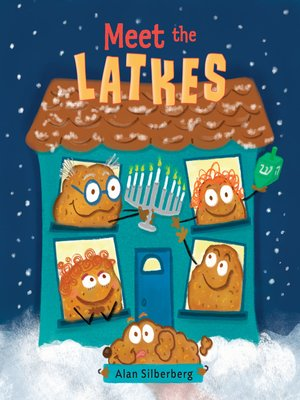 cover image of Meet the Latkes