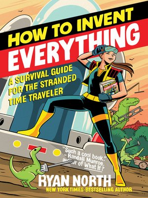 cover image of How to Invent Everything