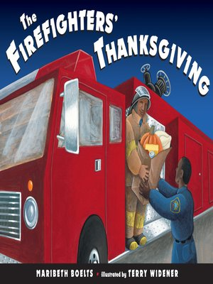 cover image of The Firefighter's Thanksgiving