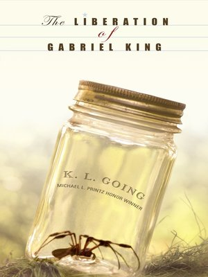 cover image of The Liberation of Gabriel King