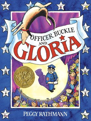 cover image of Officer Buckle & Gloria