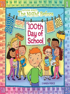 cover image of The Night Before the 100th Day of School