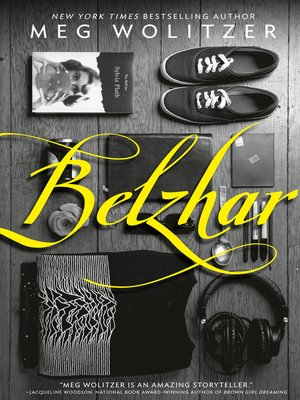 cover image of Belzhar