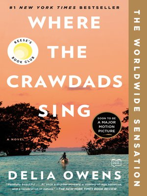 cover image of Where the Crawdads Sing