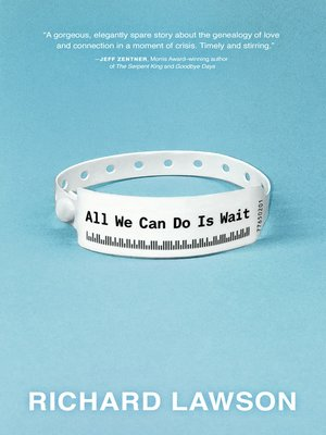 cover image of All We Can Do Is Wait