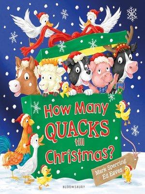 cover image of How Many Quacks Till Christmas?